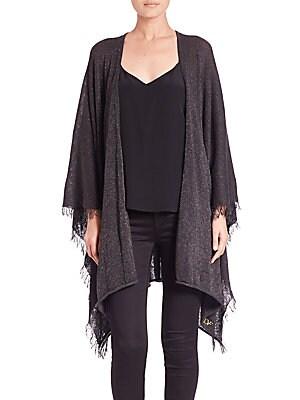 Amagansett Wool & Cashmere Wrap