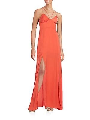 Silencio Maxi Dress