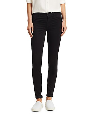 485 Mid-Rise Super Skinny Luxe Sateen Pant