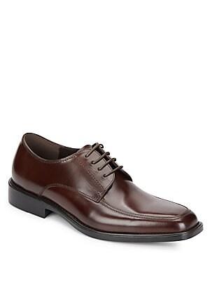 Strike Back Leather Derby Shoes