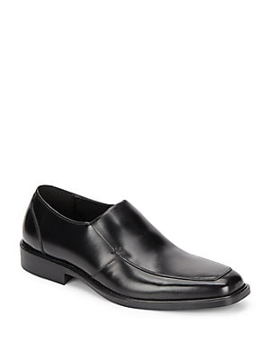 Strike It Leather Loafers