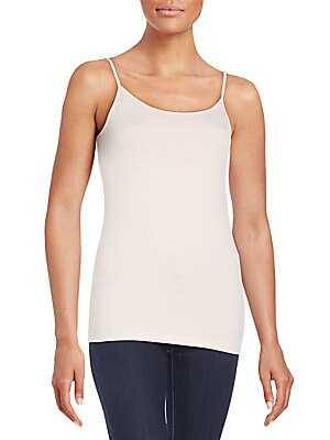 Stretch-Cotton Camisole