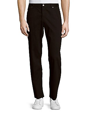 michael kors male tailored stretch pants