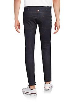3D Super Slim Jeans