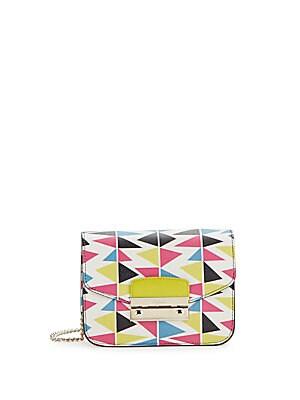 Julia Multicolour Crossbody Bag
