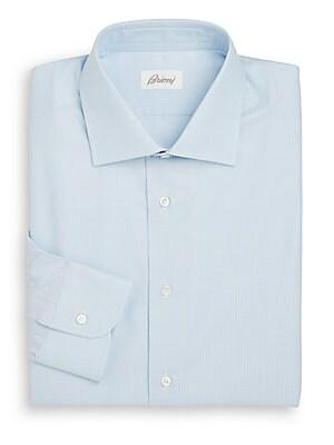 Regular-Fit Shadow Striped Dress Shirt