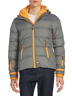 Polar Elements Jacket