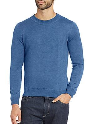 Cashmere & Silk Sweater