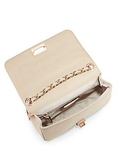 Beatrix Leather Shoulder Bag
