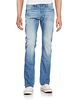 Safado Slim Straight Jeans