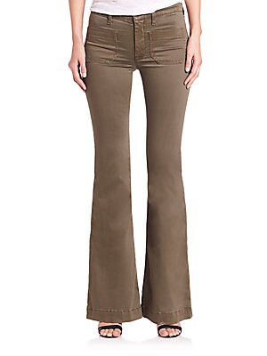Taylor Front Pocket Trousers