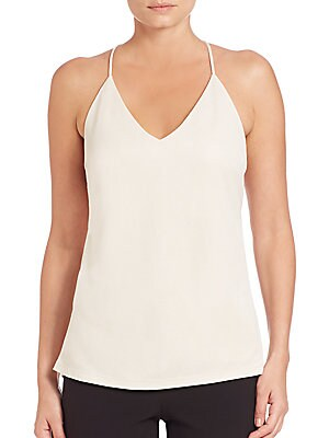 Ring-Back V-Neck Camisole