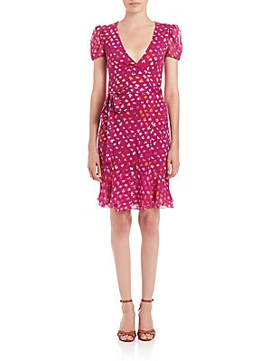 Layton Wrap Dress