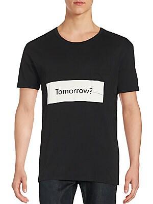 Jewelneck Short Sleeve T-Shirt