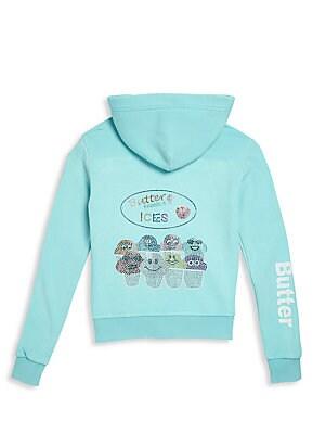 Girl's Famous Ices Sweatshirt