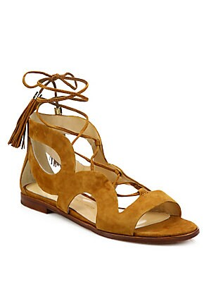 Tabor Suede Sandals