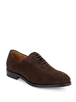 Carmel Suede Dress Shoes