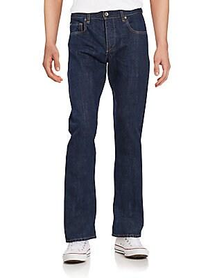 Fit 3 Slim-Straight Jeans