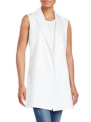 Garner Wool Vest