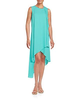 Hailey Draped Maxi Dress