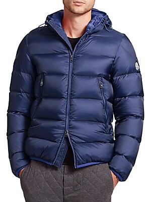 Chauvon Hooded Down Jacket