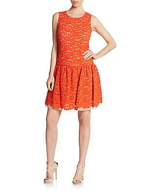 Vika Lace Dress