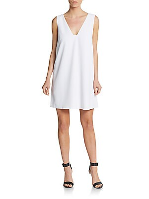 Cyndi Sleeveless Mini Dress