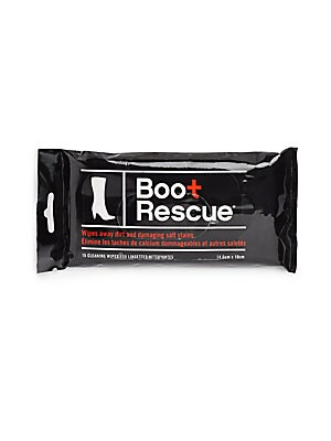 BOOT RESCUE | Boot Rescue Cleaning Wipes | Goxip