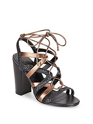 Greensboro Lace-Up Sandals