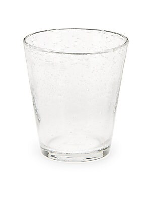 Clear Bubble Glass