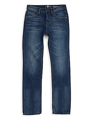 Boy's Slim Jeans