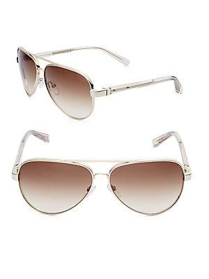 Cambridge 59MM Aviator Sunglasses