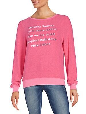 Island List BBJ Sweatshirt