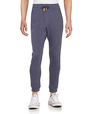 Heathered Sweatpants