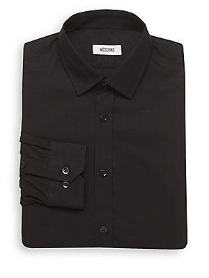 Cotton Dress Shirt