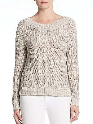 Quinn Low Back Sweater