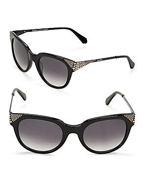 Snake Printed Sunglasses