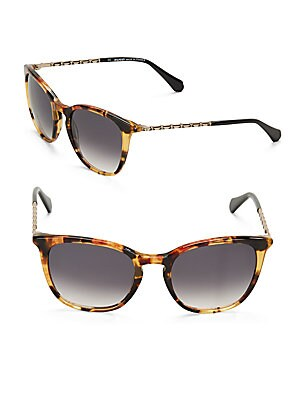 Speckled Square Sunglasses