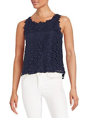 Crochet Overlay Top