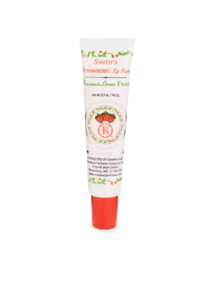 Strawberry Lip Balm/0.4 oz. Smith's