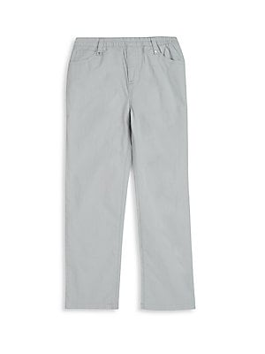 Little Boy's & Boy's Pull-On Pants