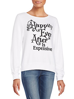 Happily Ever After Graphic Sweatshirt