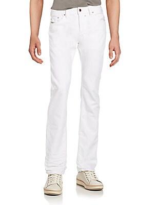 Safado Slim Straight-Leg Jeans