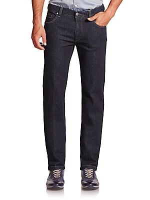 Luca Five-Pocket Denim Jeans