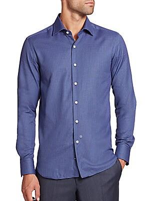 Printed Cotton Sportshirt
