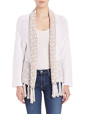 Archer Embroidered Cardigan