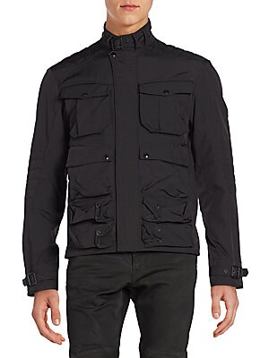 Poly-Oxford Touring Jacket