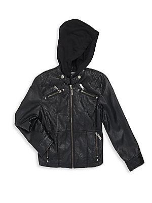 Girl's Long Sleeve Jacket