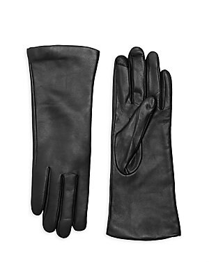 Polished Leather Gloves