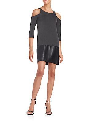 Bernard Cold Shoulder Dress
